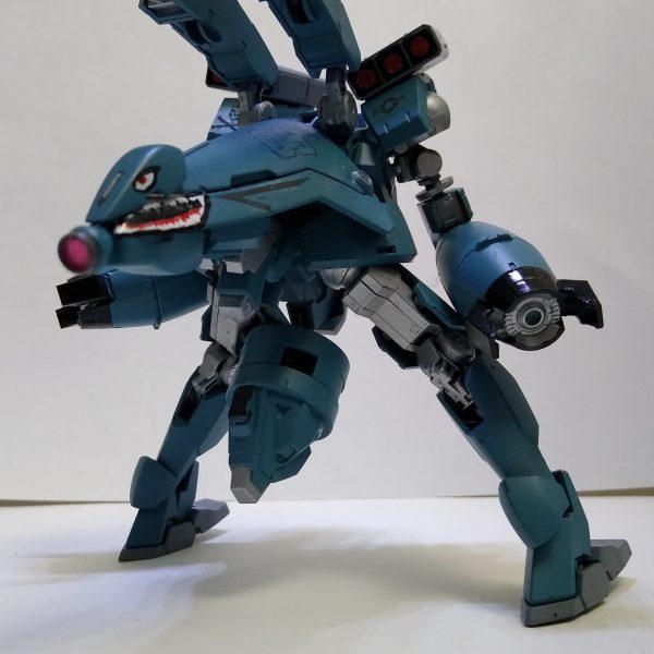 オリMS キラー・シャーク(攻撃型潜水艦改修機) 03