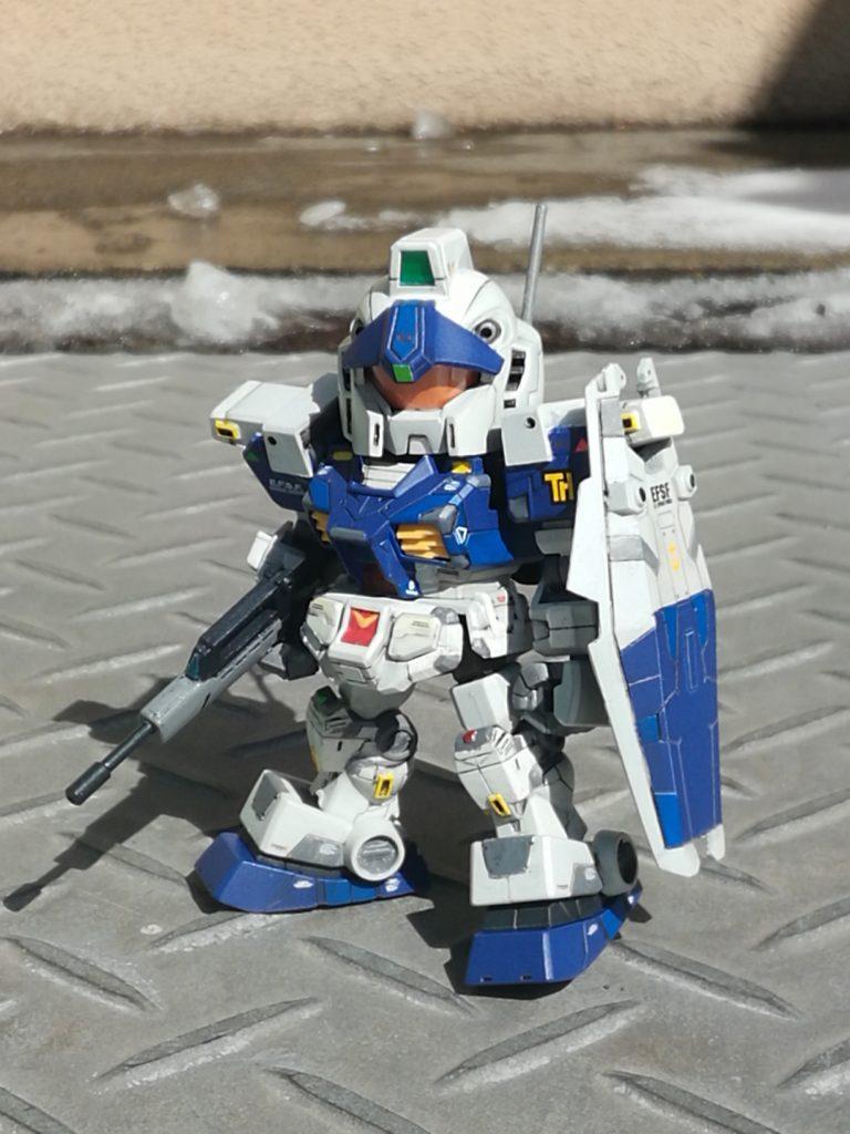 SDCSジムカスタム(RGM-79NF00)