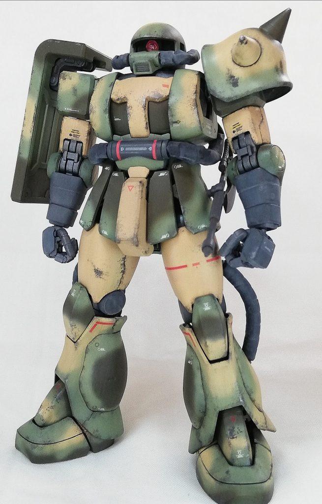 MS-06J 湿地帯戦用ザク