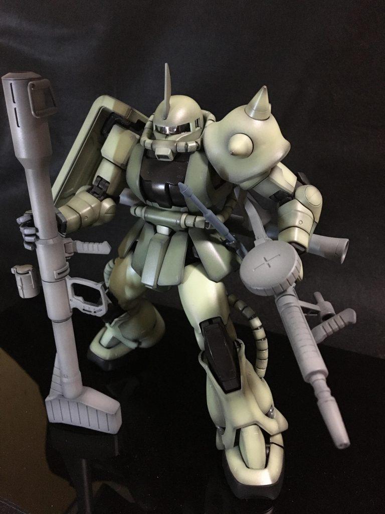 MG MS-06F ザク Ver.2.0