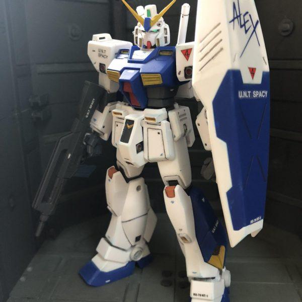 HGUC ガンダム NT-1アレックス