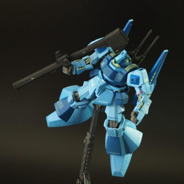 004 リックディアス (カプセル戦記 青軍カラー)