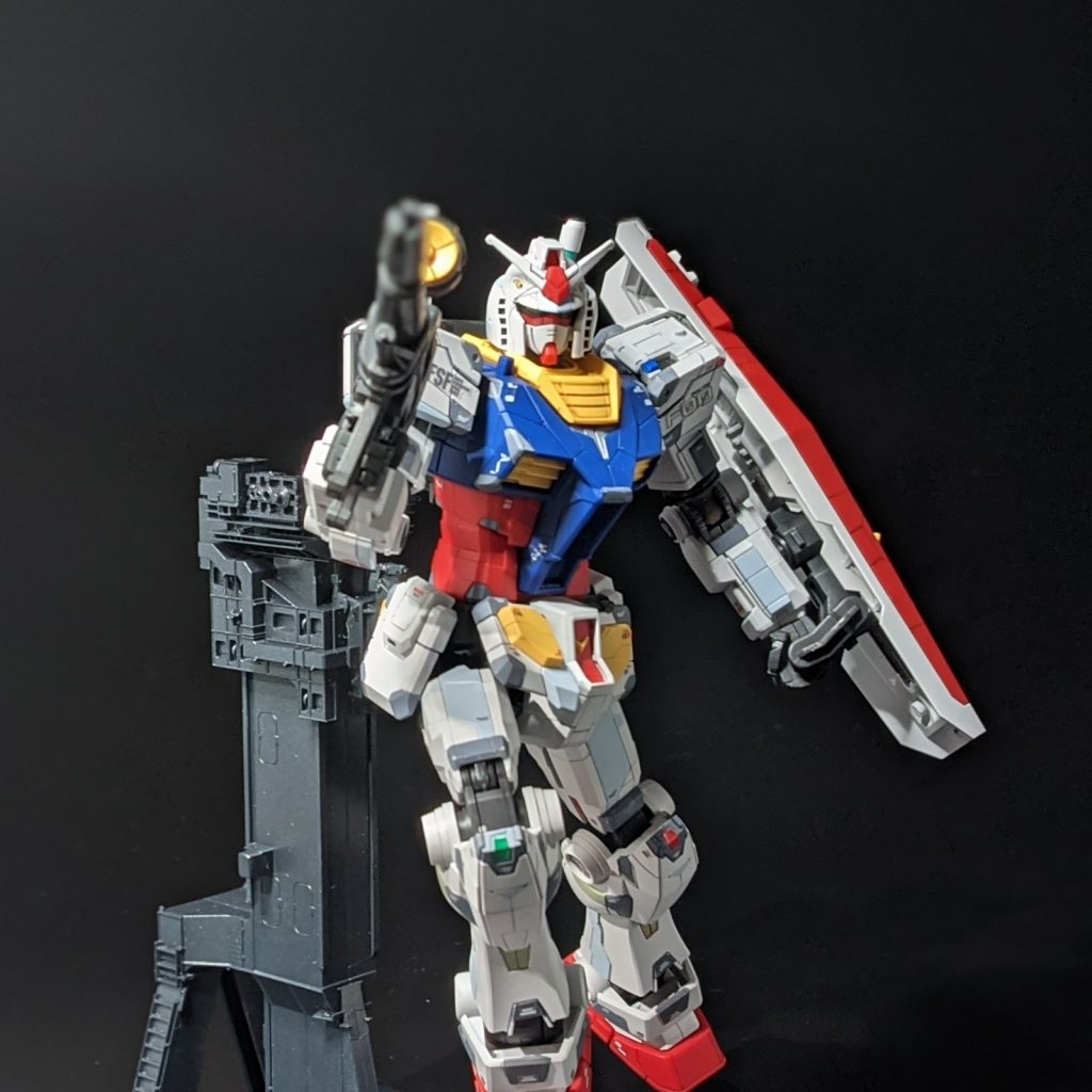 RE1/100  RX-78F00
