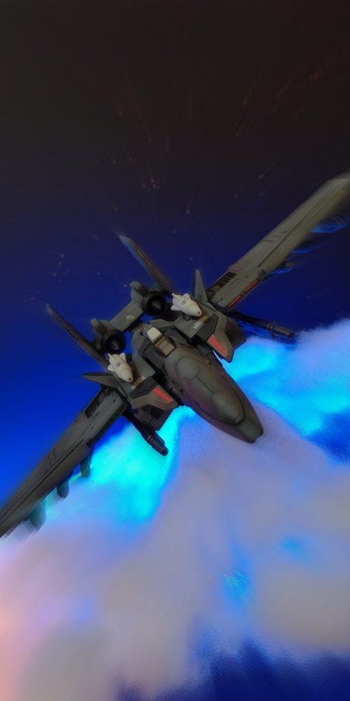 エアマスター攻撃機