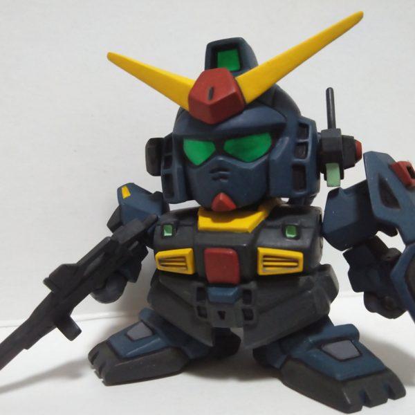 SD ガンダムマークⅡ(ティターンズカラー)