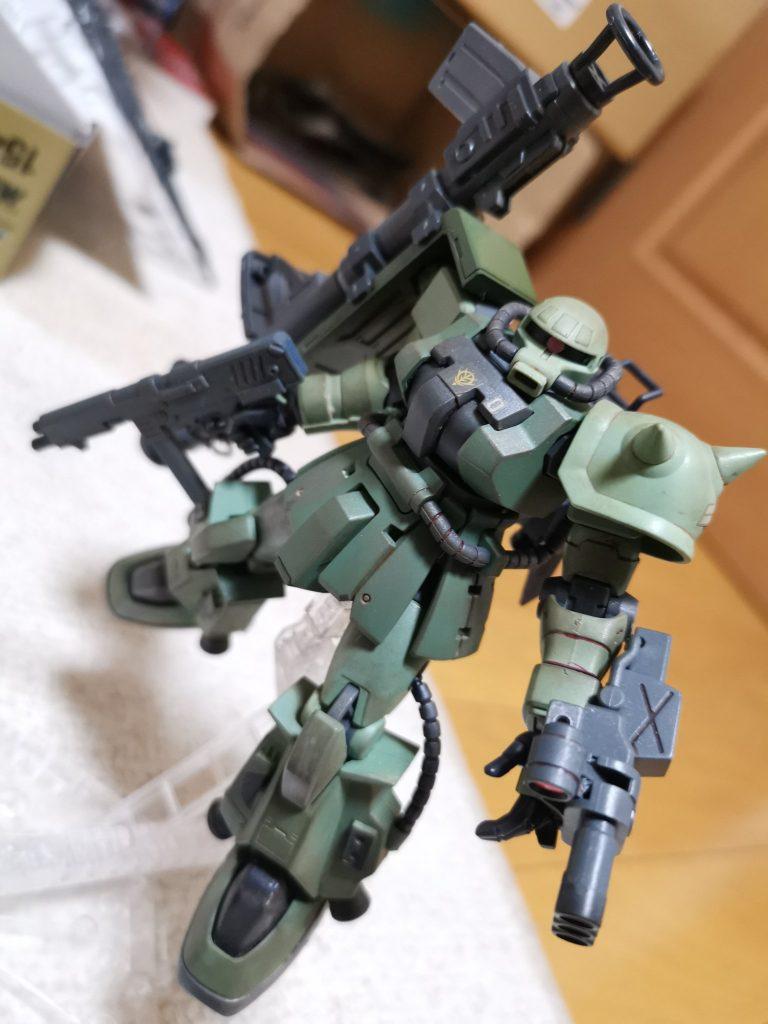 自分専用ザクⅡF2型