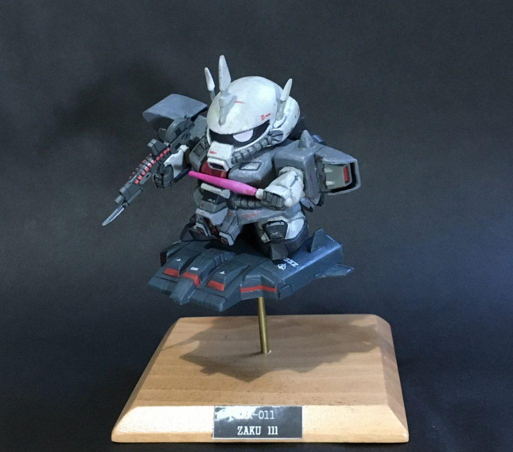 BB戦士 ザクⅢ