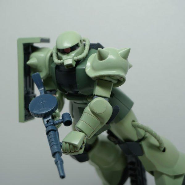 ザクⅡ(ア・バオア・クー防衛隊)
