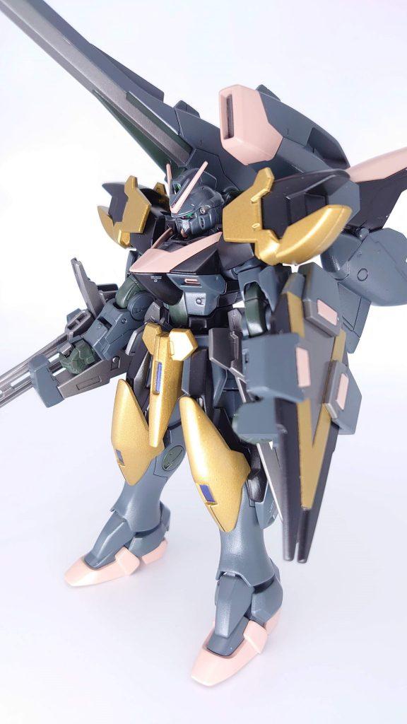HG 1/144 V2アサルトバスターガンダム