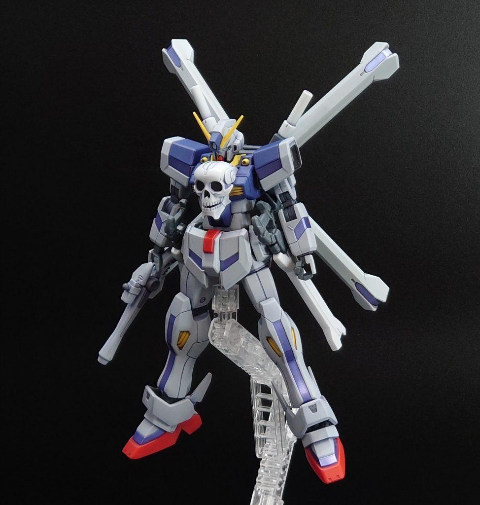 HG 1/144 クロスボーン ガンダム 魔王