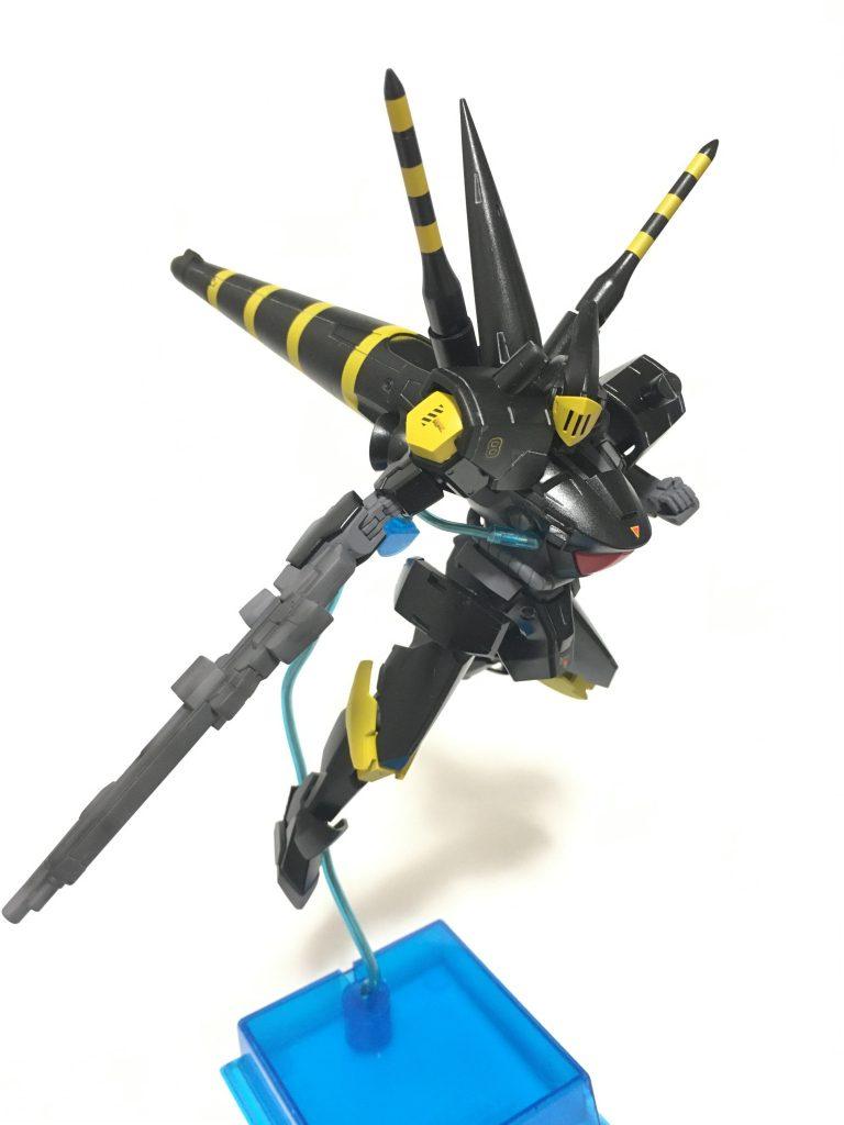 BA搭載型試験機 ブラックホーネット