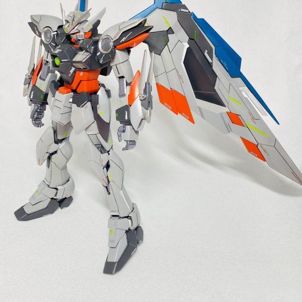 新機動戦記ガンダムW MG ウイングガンダム ver.Ka