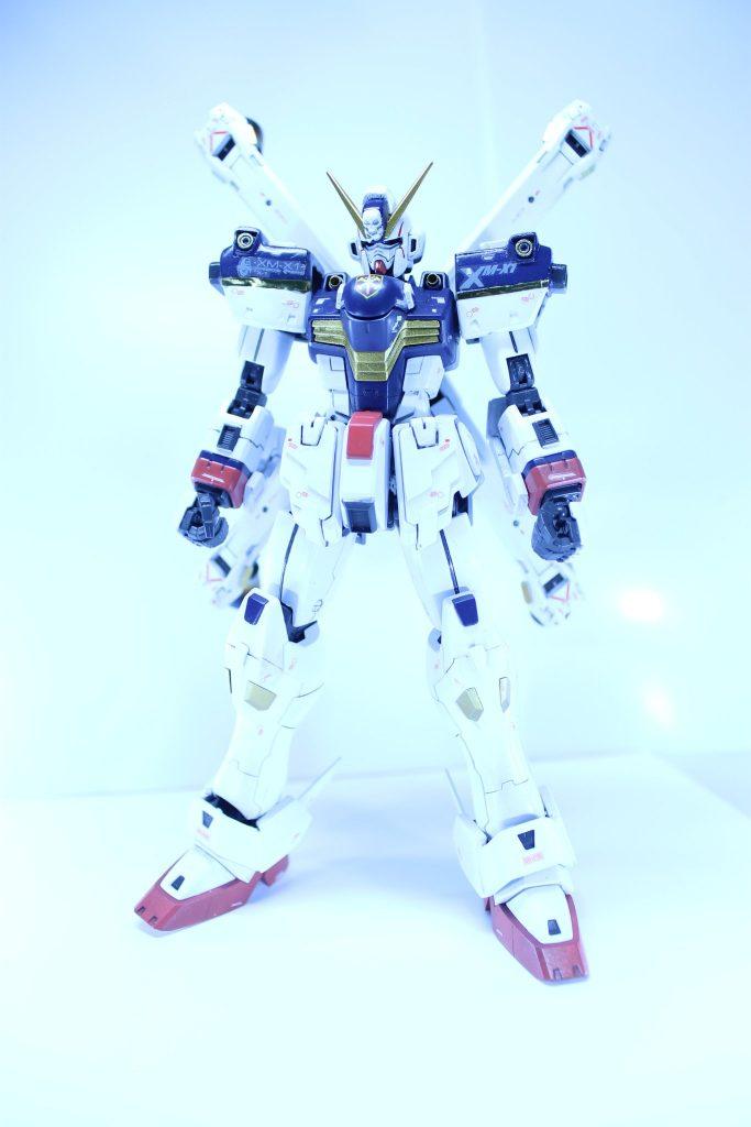 MG クロスボーンガンダムX1