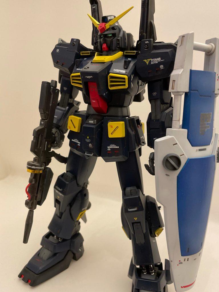 ガンダム RX-178-X0