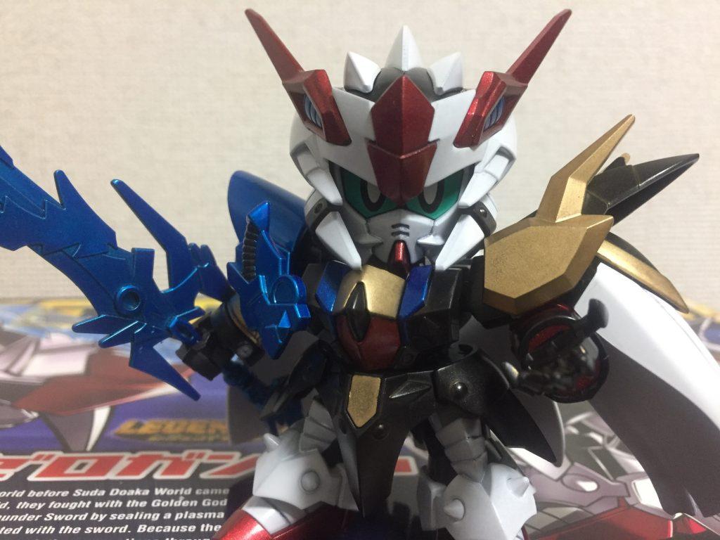 魔竜剣士 ゼロガンダム