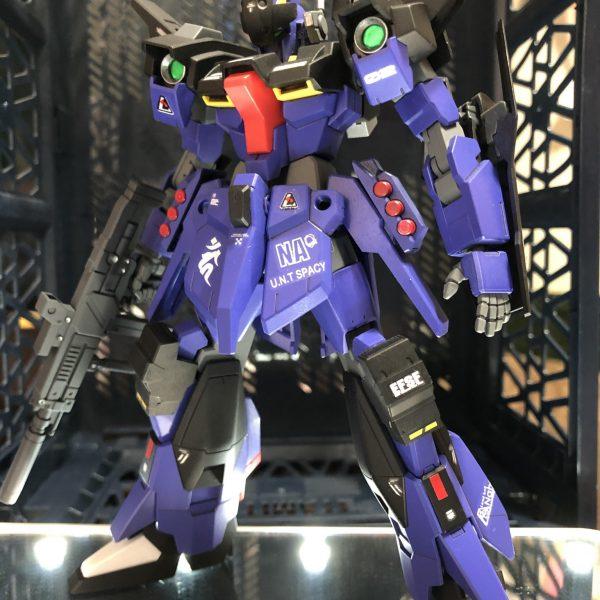 ライトニングリガズィtypeM 壱型 俺専用機