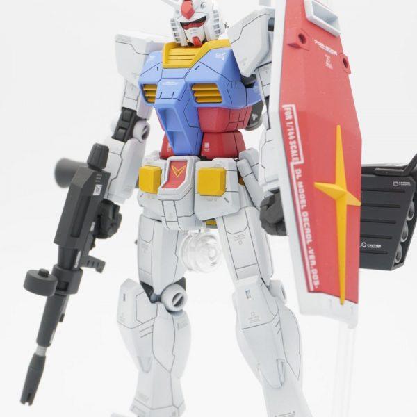白い悪魔 RX-78-2 ガンダム