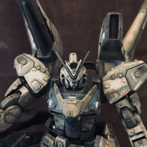 Victory two buster gundam
