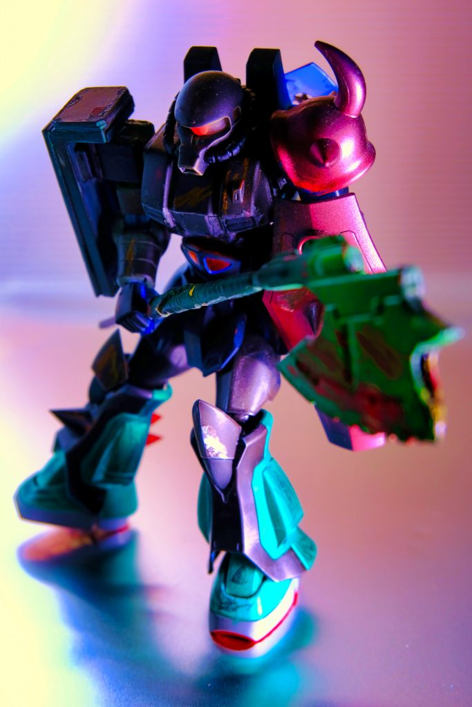MS-06 ZAKUⅡ Forced test type Ⅲ