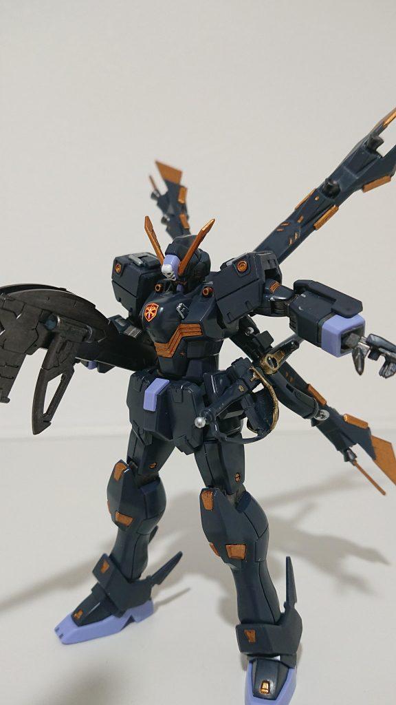 HG クロスボーンx2 改