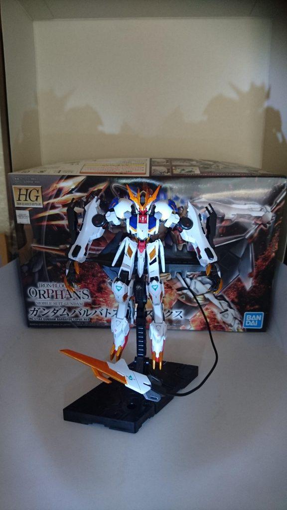 METAL ROBOT魂風 ガンダムバルバドスルプスレクス