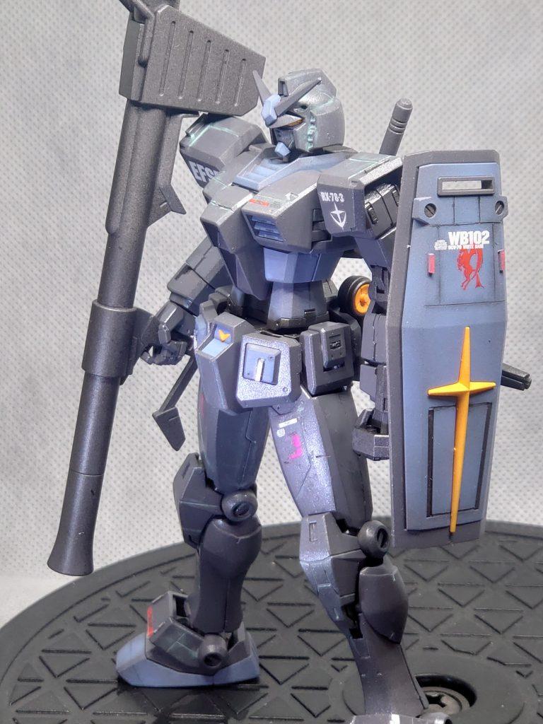 HG RX-78-3 G-3ガンダム(Beyond Global使用)