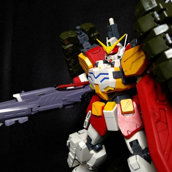 XXXG-01H Gundam Heavyarms CUSTOM