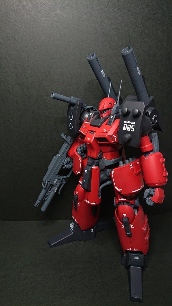RE ガンキャノン・ディテクター(Z-MSV Ver.)