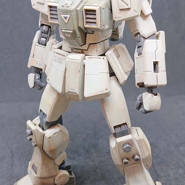 【ジムの日】RGM-79[G] 陸戦型ジム