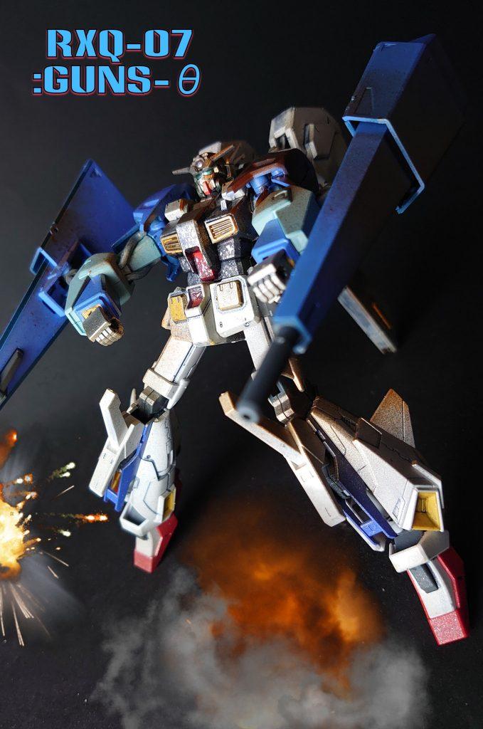 RXQ-07:Guns-θ