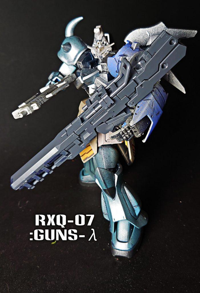 RXQ-07:Guns-λ
