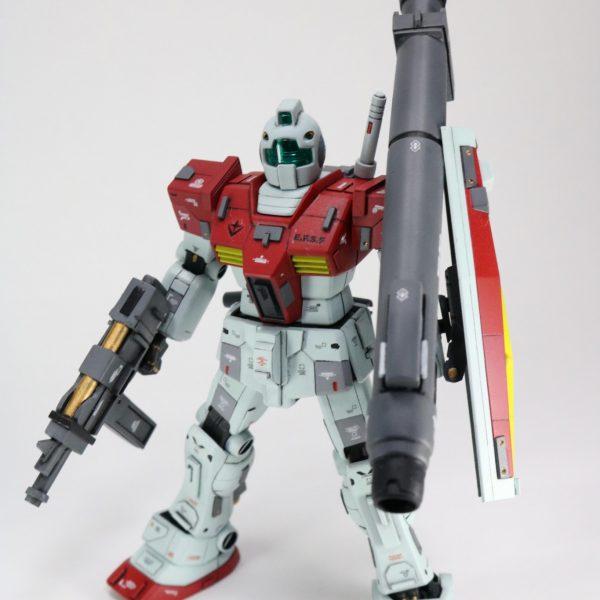 RGM-79+ ジム クロスタイプ