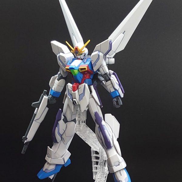 HG 1/144 ガンダム X魔王