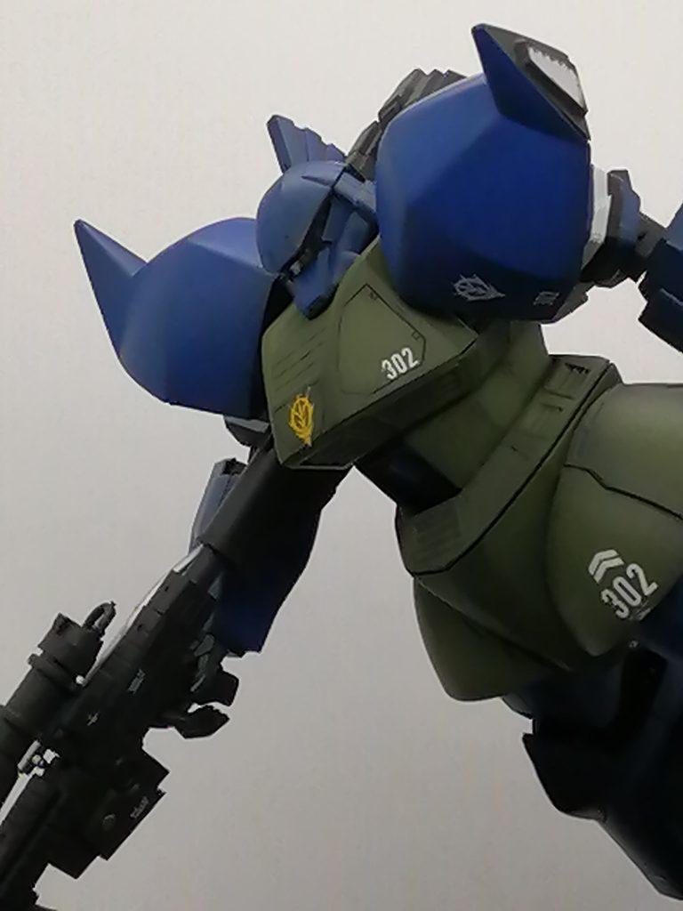 MG アナベル・ガトー専用ゲルググ1.0