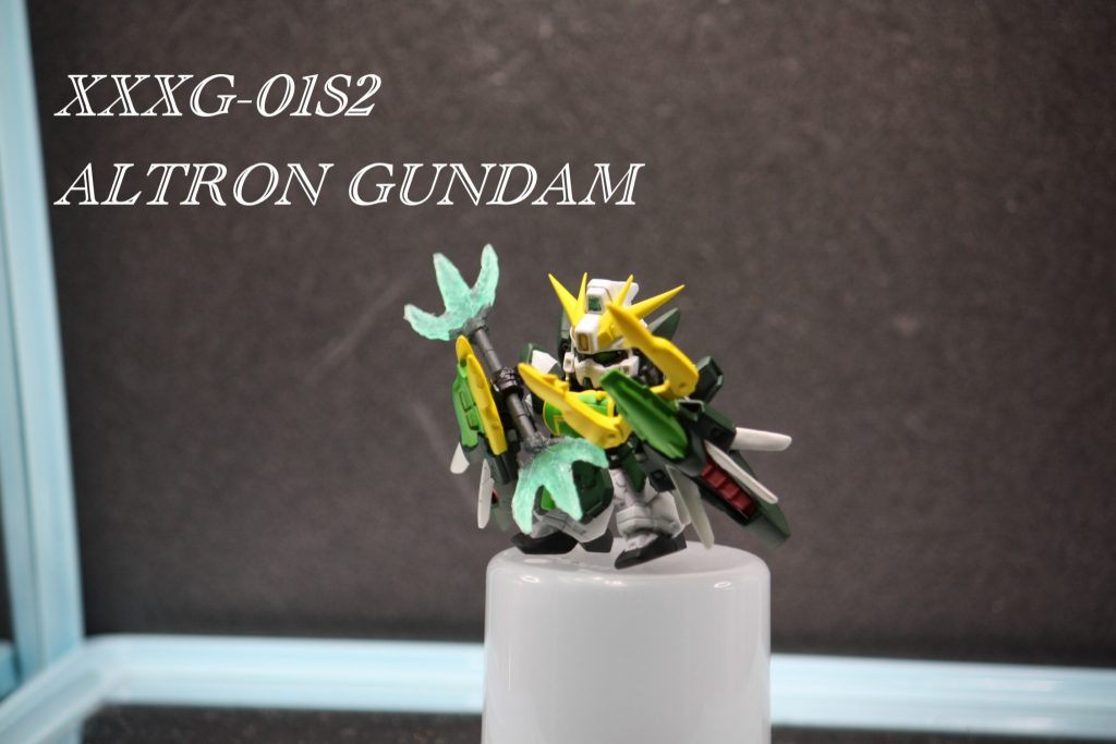 XXXG-01S2「アルトロンガンダム」