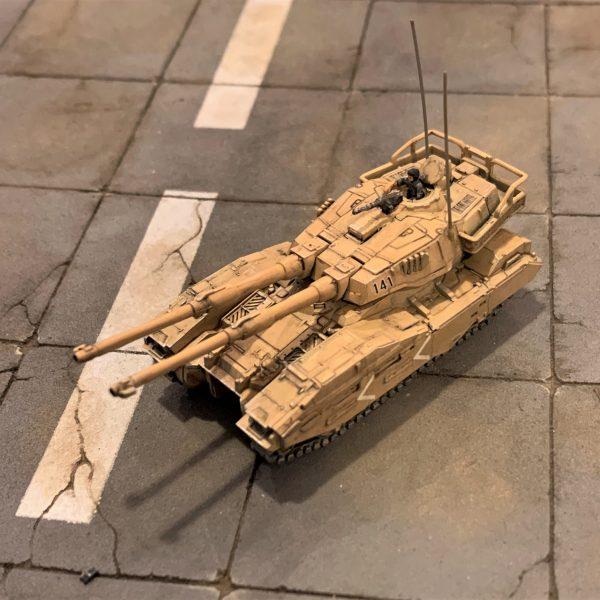 1/144 61式戦車