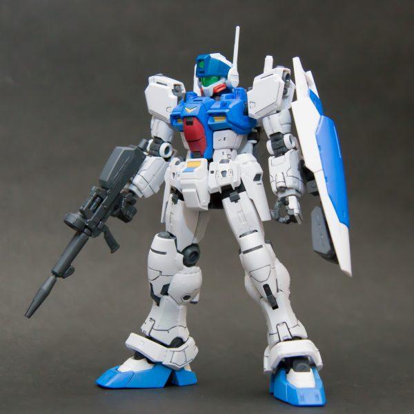 RG ガンダム試作1号機 RX-78GP-01 ジム頭