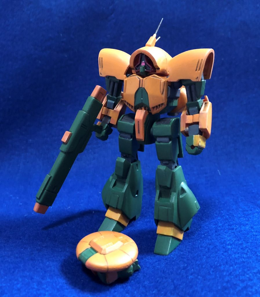 Zガンダム旧キット 1/220 アッシマー