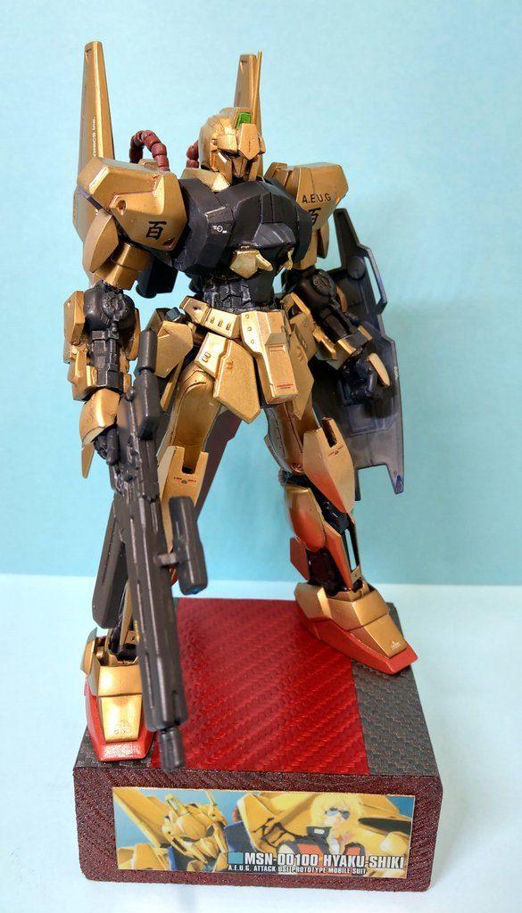 HYAKUSHIKI-黄金の電気騎士