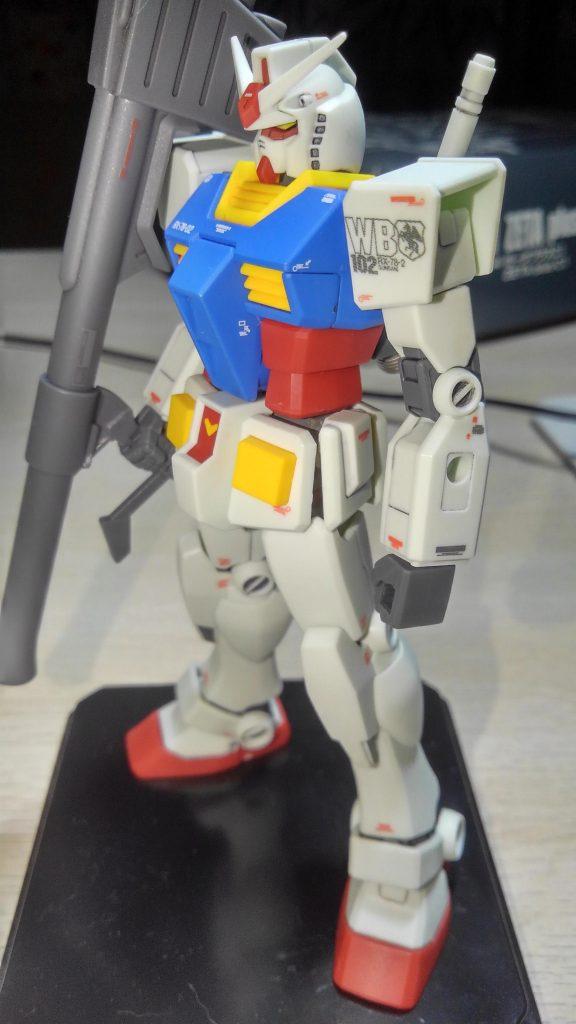 EG RX-78-2 ガンダム 成形色仕上げ