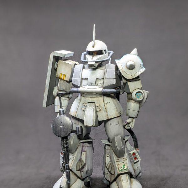 1/100 高機動型ザク(シン・マツナガ)