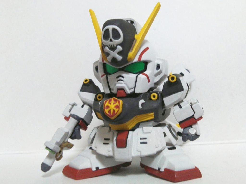 SD クロスボーンガンダムX-1