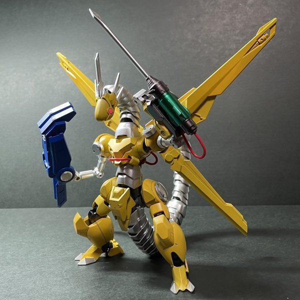 召喚!パワー・ツール・ドラゴン!!