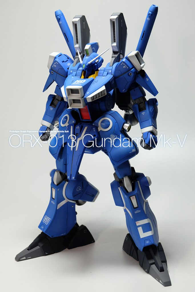 MG・ガンダムmk-V