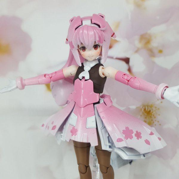 サ(ク)ラの木(Cherry Blossoms Sarah)