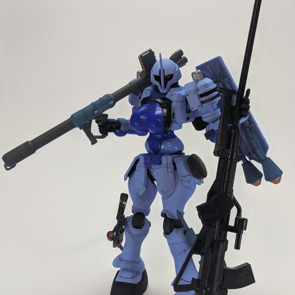 EMS-10ex-β 「ヅダ・フラウ」