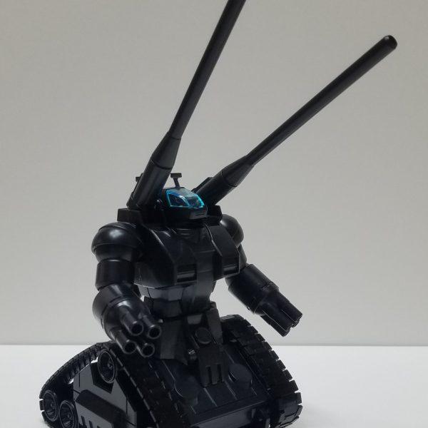 黒いガンタンク