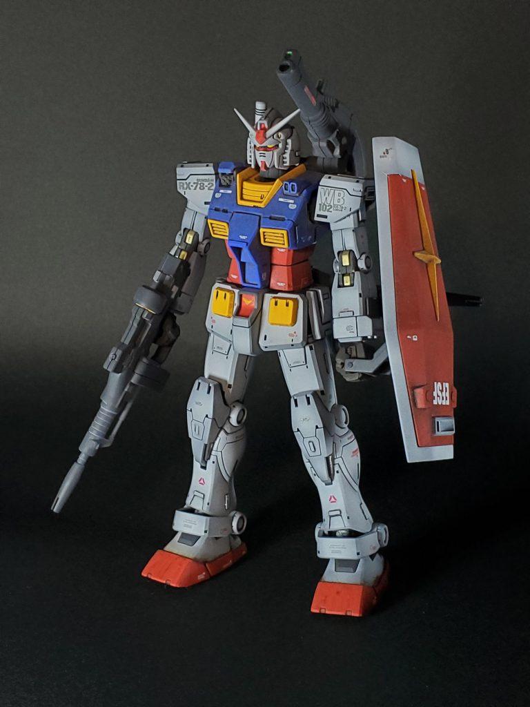 RX-78-02 ガンダム(ジ・オリジン版)