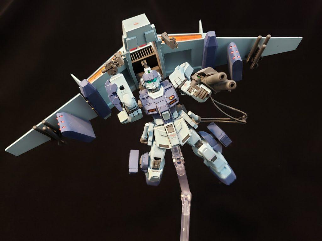 ペイルライダー飛行強襲装備(コルベットブースター)