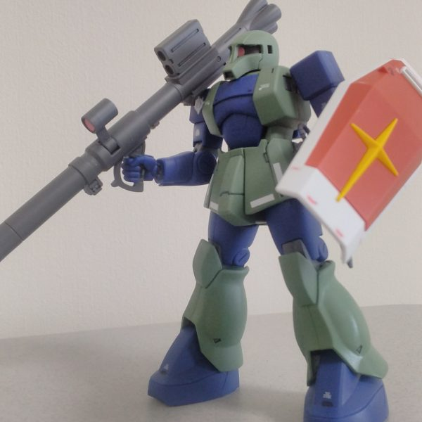 旧ザクB陸戦型(マット仕様)